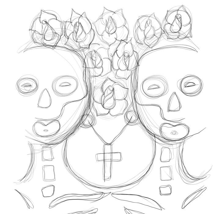 Sketch 4/26/15