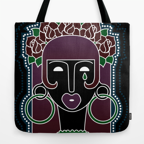 Wednesday Tote Bag Available at Society6!