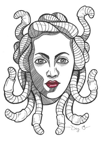 Worm Medusa