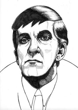Barnabas Collins (Jonathan Frid)