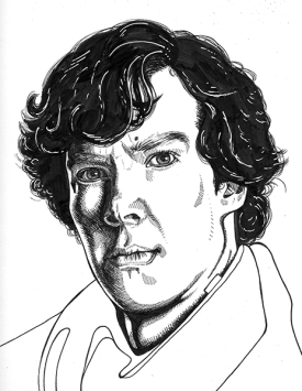 Benedict Cumberbatch (Sherlock Holmes)