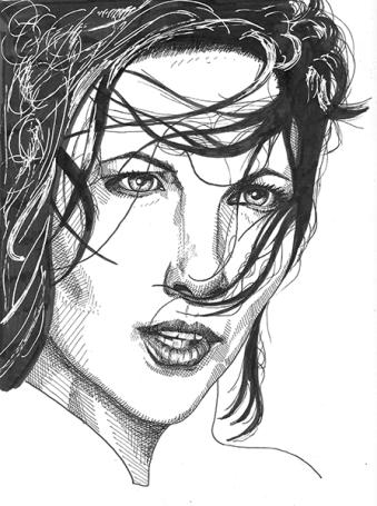 Selene (Underworld, Kate Beckingsale)
