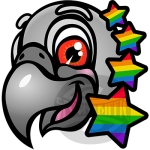 Odo Rainbow Emote