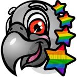 Odo Rainbow Emote